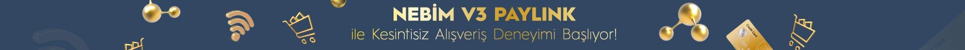 Nebim V3 reklamı